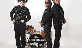 Promotional photo of Nitro Express.
