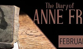 Promo graphic for 'The Diary Of Anne Frank'