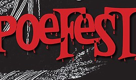 Promotional graphic for Poe Fest. Courtesy of Write Out L...