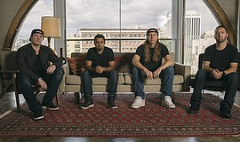 Promotional photo of Rebelution. Courtesy of Ticketmaster.