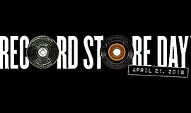 Promo graphic for Record Store Day 2018