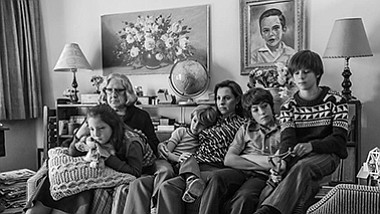 """A promotional photo from """"Roma,"""" which will be screened a..."""