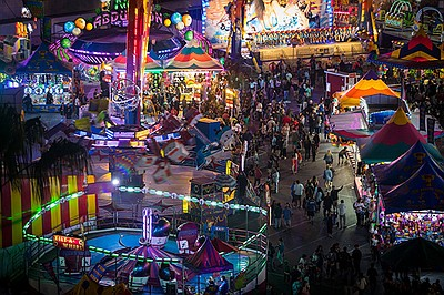 Promotional photo of the San Diego County Fair