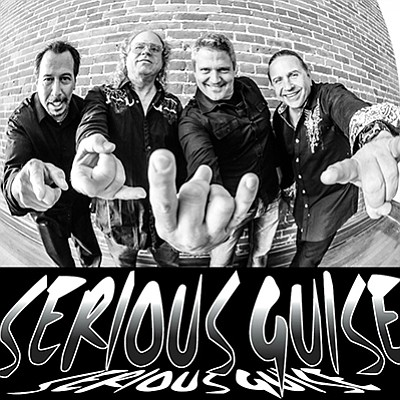 Promotional photo of Serious Guise.