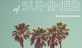 Promotional graphic for the Sounds Of Summer 2018 outdoor...