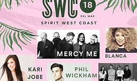 Promotional flyer for Spirit West Coast. Courtesy of San ...
