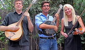 Promotional photo of The Sweetwater Creek Band
