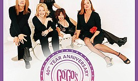Promotional photo of the Go Go's. Courtesy of the Go Go's.