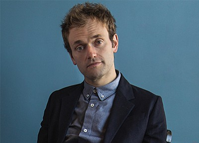 A promotional photo of musician Chris Thile, courtesy of ...