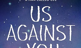 Promo graphic for Fredrik Backman - 'Us Against You'