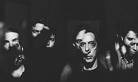 Promotional photo of Wolf Parade