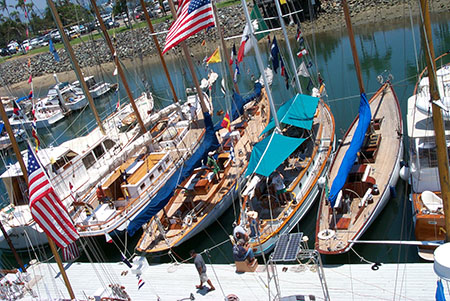 28th Annual San Diego Wooden Boat Festival June 17 2018 Kpbs