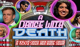 Promo graphic for A Dance With Death