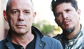 Promo graphic for Thievery Corporation (Feat. Z-Trip)