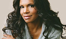 Promo graphic for An Evening With Audra McDonald