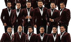Promotional photo of Banda Sinaloense el Recodo de Don Cr...