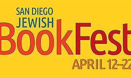 Promo graphic for 23rd Annual Jewish BookFest