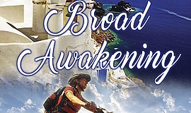 Promo graphic for Author Mickey Brent presents Broad Aw...