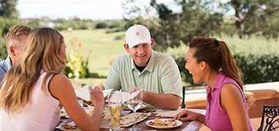 Promotional photo for Father's Day dining. Courtesy of th...