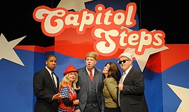 Promotional photo courtesy of The Capitol Steps.