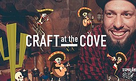 Promo graphic for Craft At The Cove With Josh Carlos