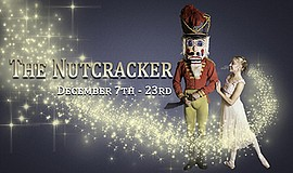 A promotional photo of The Nutcracker, courtesy of City B...