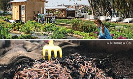 Promo graphic for Composting Tours For Farms, Schools &...