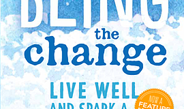 Promo graphic for Peter Kalmus - 'Being The Change'