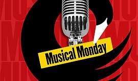 Promo graphic for Musical Mondays: Fabulous Flops