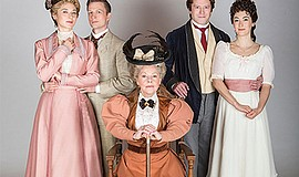 Promo graphic for 'The Importance Of Being Earnest'