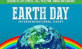Promo graphic for Earth Day Celebration - Church For Ou...