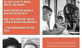 Promo graphic for City Heights Young Writer's Workshop