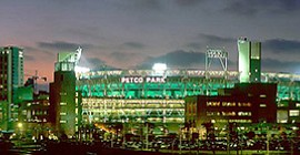 "Promotional photo of PETCO Park for the ""From Labs to Libraries"" ..."