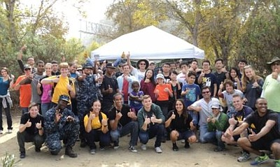 Promotional photo courtesy of the San Diego River Park Fo...