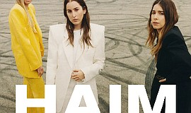 Promo graphic for Haim