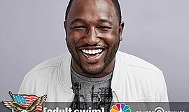 Promo graphic for Hannibal Buress