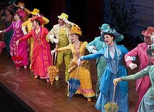 """A 2017 photo from """"Hello, Dolly!"""" by Julieta Cervantes."""