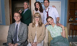 Promotional photo of cast members. Courtesy of North Coas...
