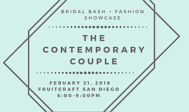 Promo graphic for The Contemporary Couple