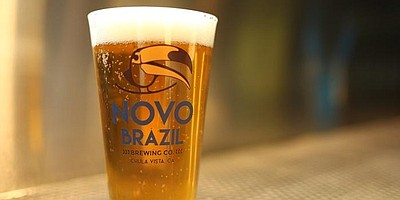 Promotional photo courtesy of Novo Brazil Brewing Co.