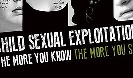 Promo graphic for Commercial Sexual Exploitation Of Chi...