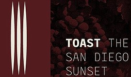 "Promo graphic for Satisfy Your ""Winederlust"" At TOWER23..."