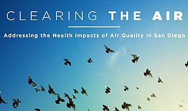 Promo graphic for Clearing The Air: Addressing The Heal...