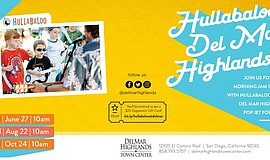 Promotional graphic courtesy of Del Mar Highlands Town Ce...