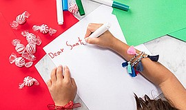 Promotional photo for Santa's Workshop. Courtesy of Westf...