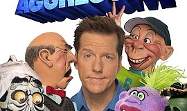 Promo graphic for Jeff Dunham: 'Passively Aggressive'