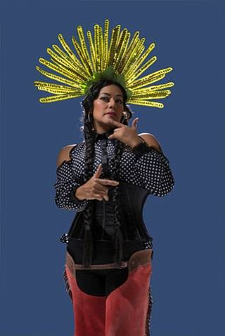 Promotional photo courtesy of Lila Downs.