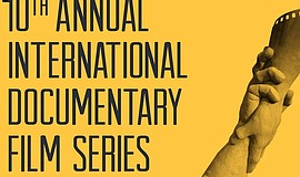Promo graphic for 10th Annual International Documentary...