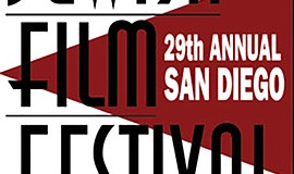 Promo graphic for 29th Annual San Diego International J...