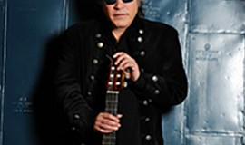 A promotional photo of Jose Feliciano, courtesy of San Di...
